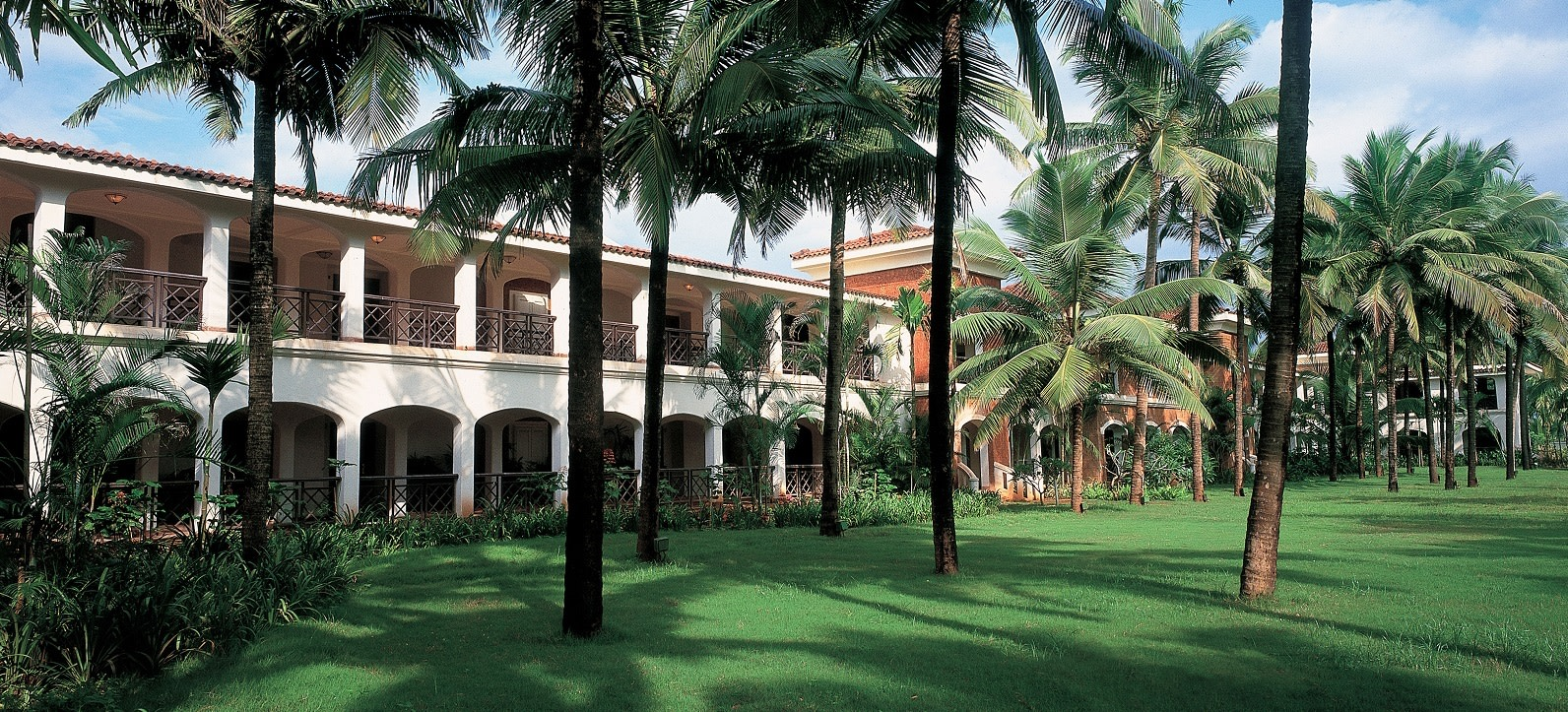 Taj Exotica Hotel in Islands & Beaches | ENCHANTING TRAVELS