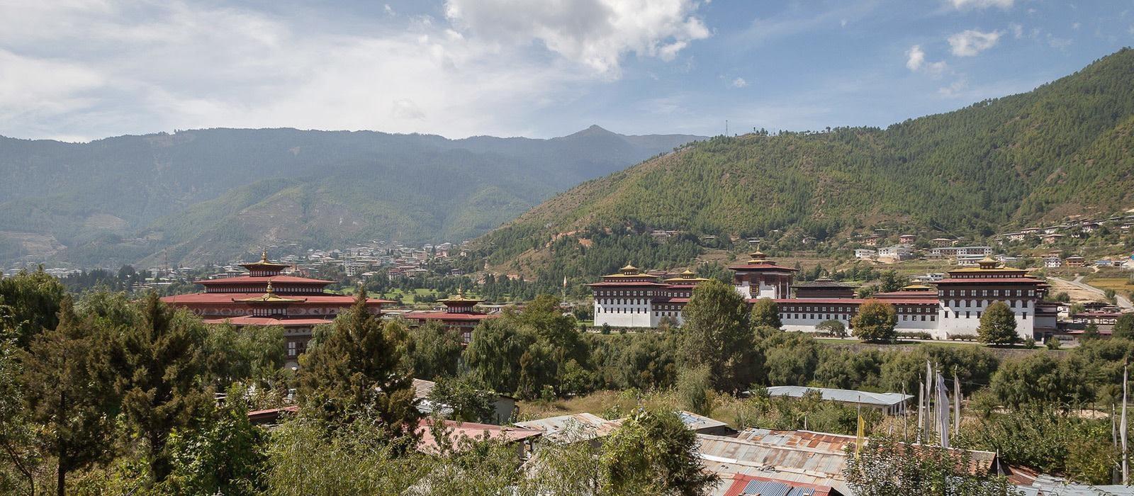 Reiseziel Thimphu In Bhutan Enchanting Travels