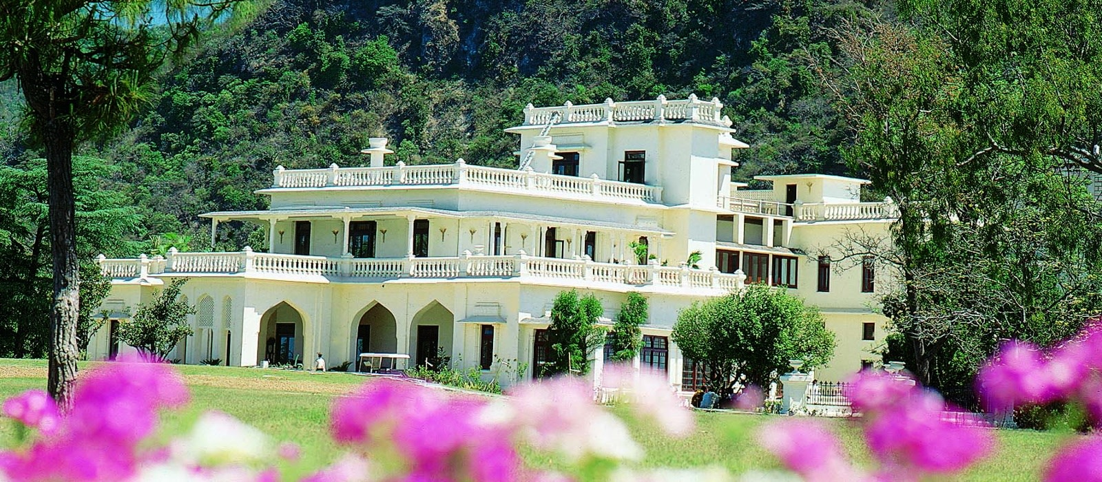 Ananda In The Himalayas Hotel In Himalayas Enchanting Travels
