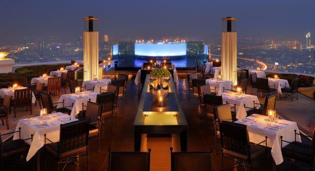 Lebua Sky Bar: Roof Top Bar, Thailand