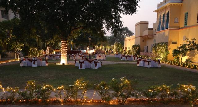 Diwali Feier von den Toren Jaipurs