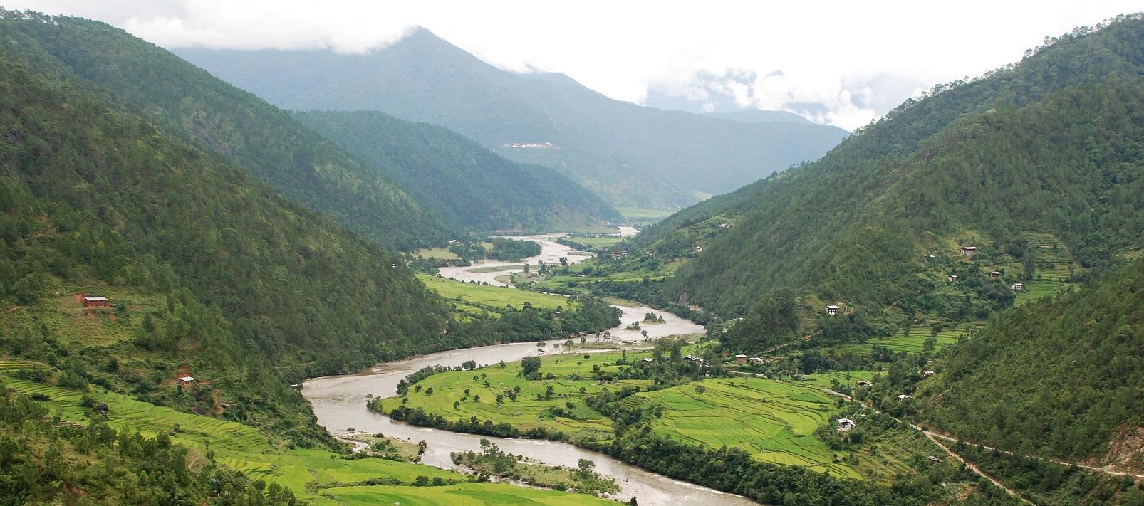 Enchanting Travels Bhutan Tours Punakha Valley 1