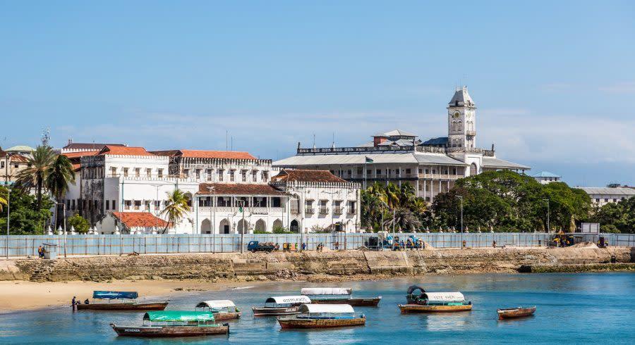 Zanzibar's Stone Town