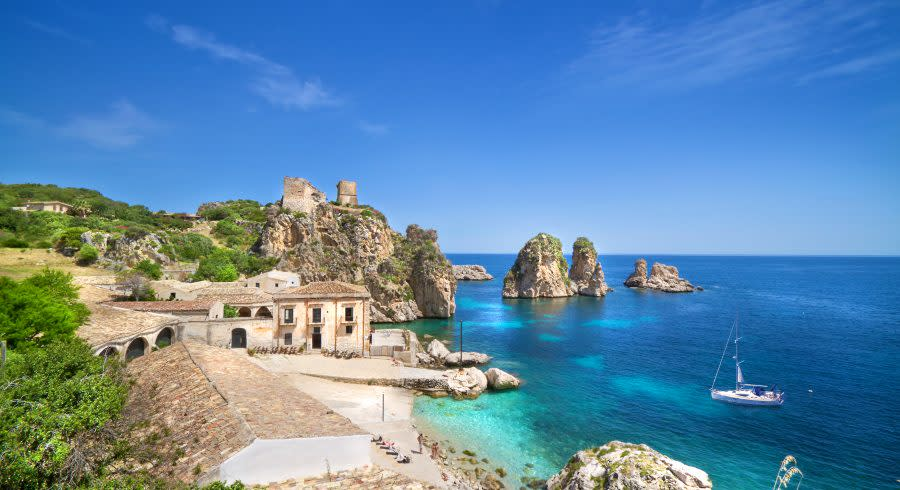 Enchanting Travels Sicily Vacation