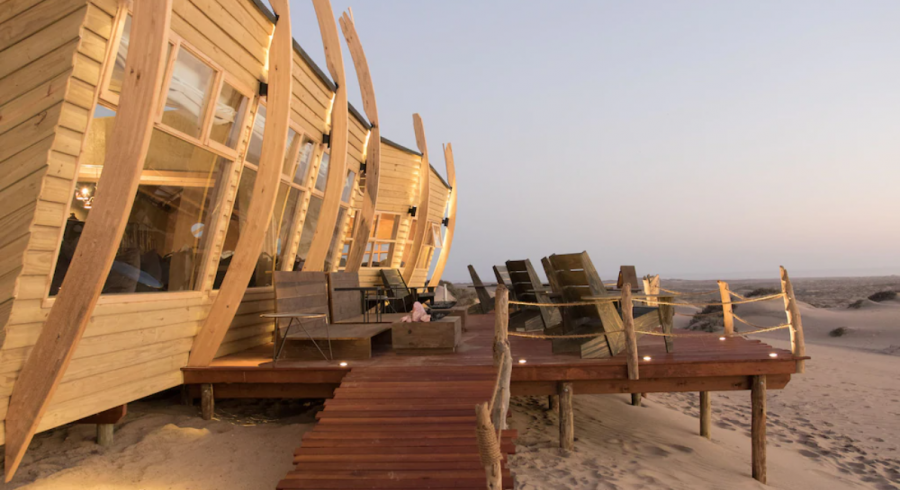 Shipwreck Lodge, Namibia - the world's best luxury vacation spots