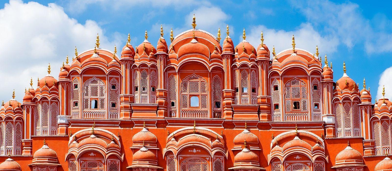 Nordindienreise für Einsteiger: Goldenes Dreieck Urlaub 3