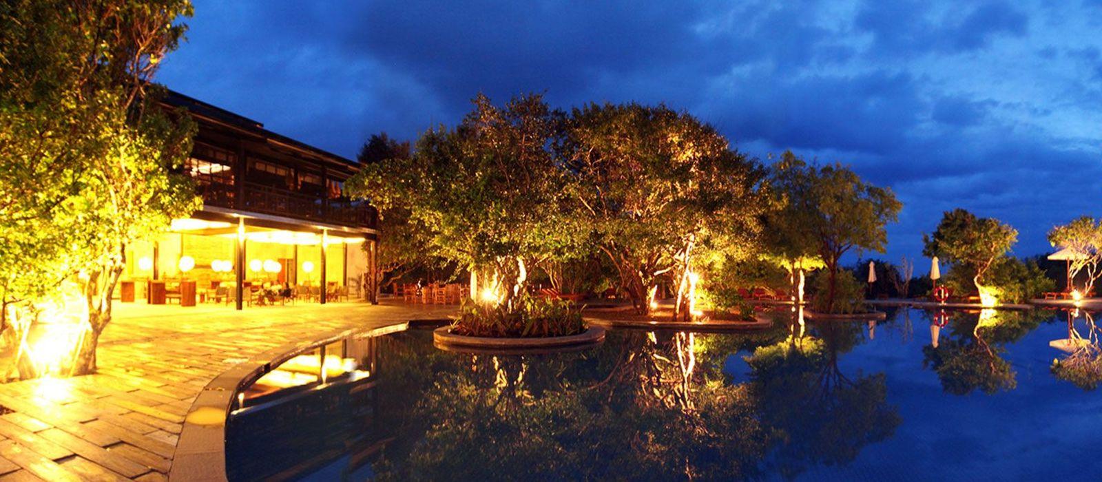 Hotel Cinnamon Wild Sri Lanka