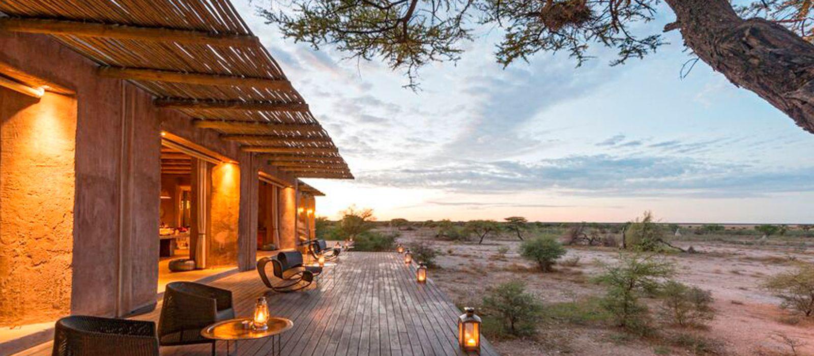 Hotel Onguma Plains Camp (The Fort) Namibia