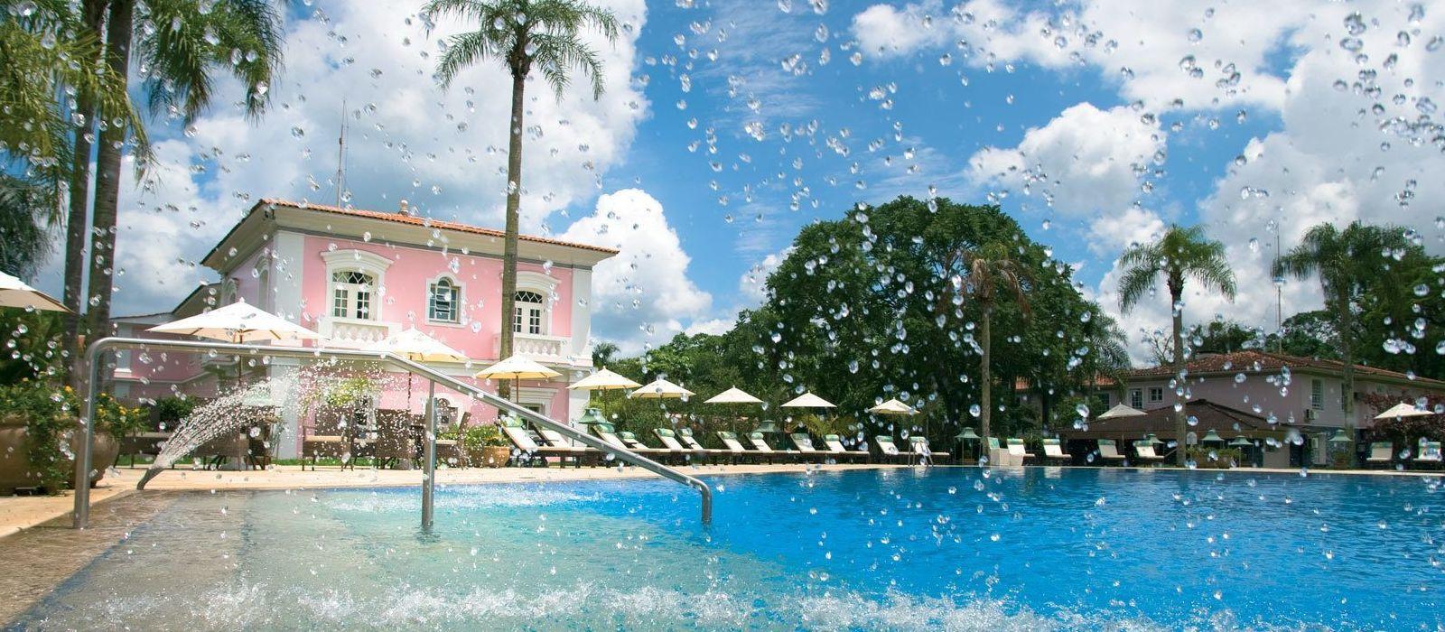 Hotel Belmond das Cataratas Brasilien