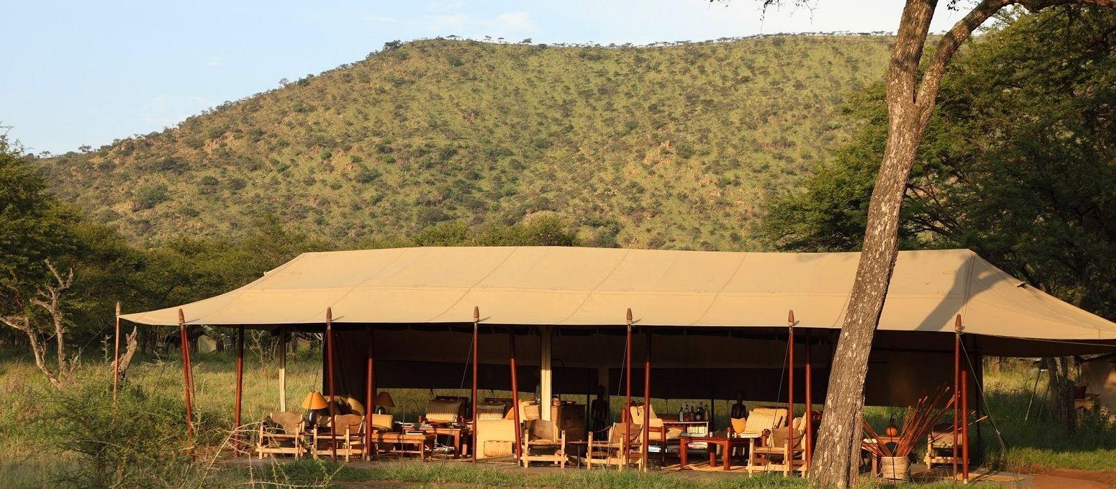 Hotel Dunia Camp C Tansania