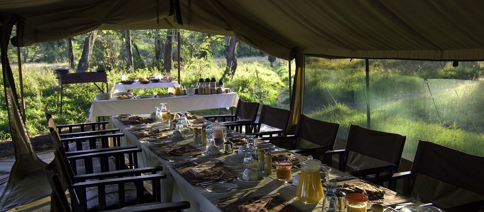 Hotel Dunia Camp C Tanzania