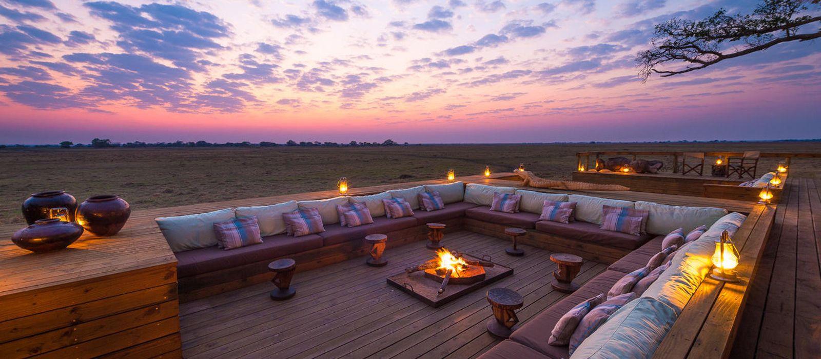 Hotel Shumba Camp Zambia