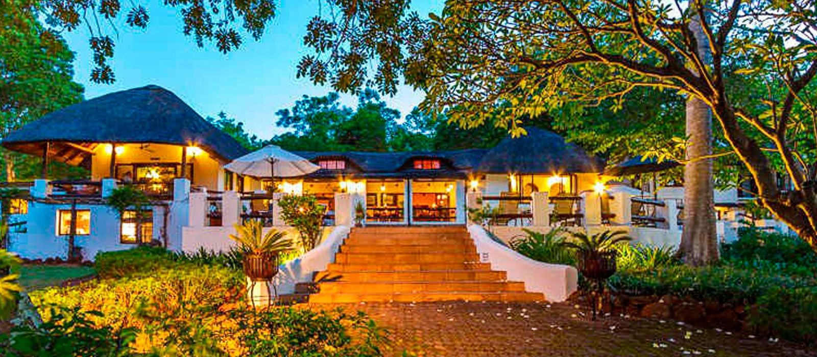 Hotel Rissington Inn Südafrika