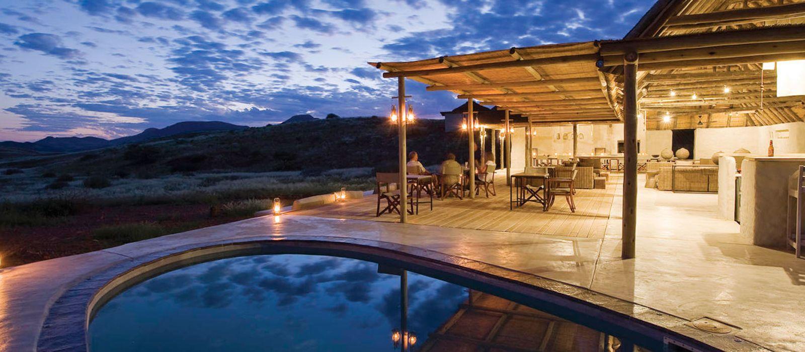 Hotel Damaraland Camp Namibia