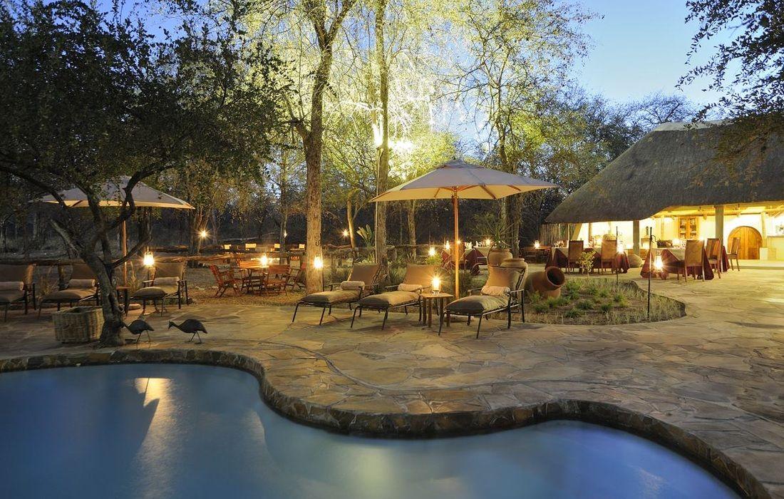 Hotel Etosha Aoba Lodge Namibia