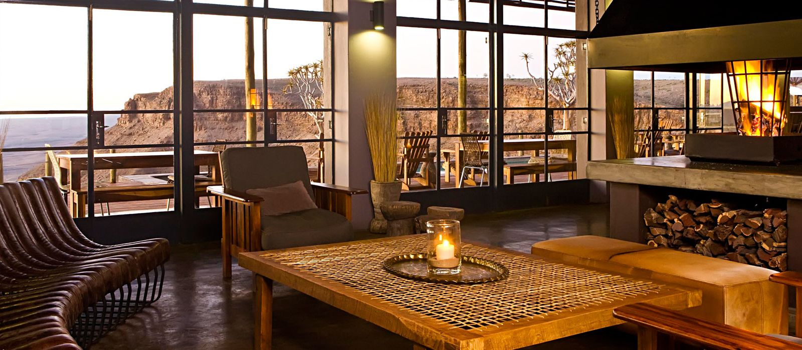 Hotel Fish River Lodge Namibia