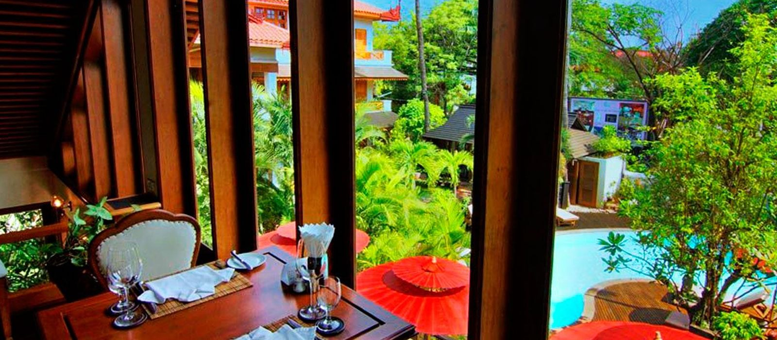 Hotel  by the Red Canal (Mandalay) Myanmar