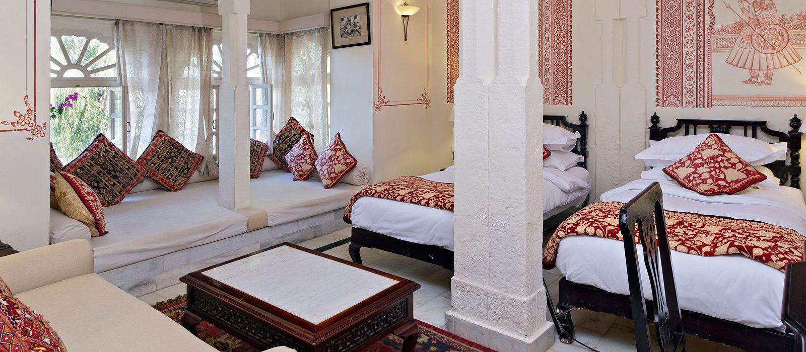 Hotel Rohet Garh North India