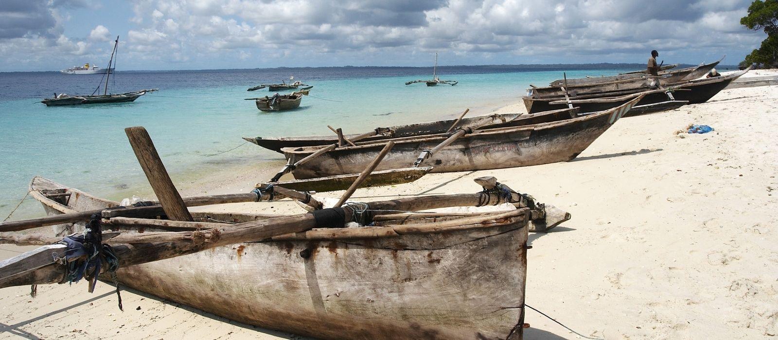 Reiseziel Pemba Island Tansania