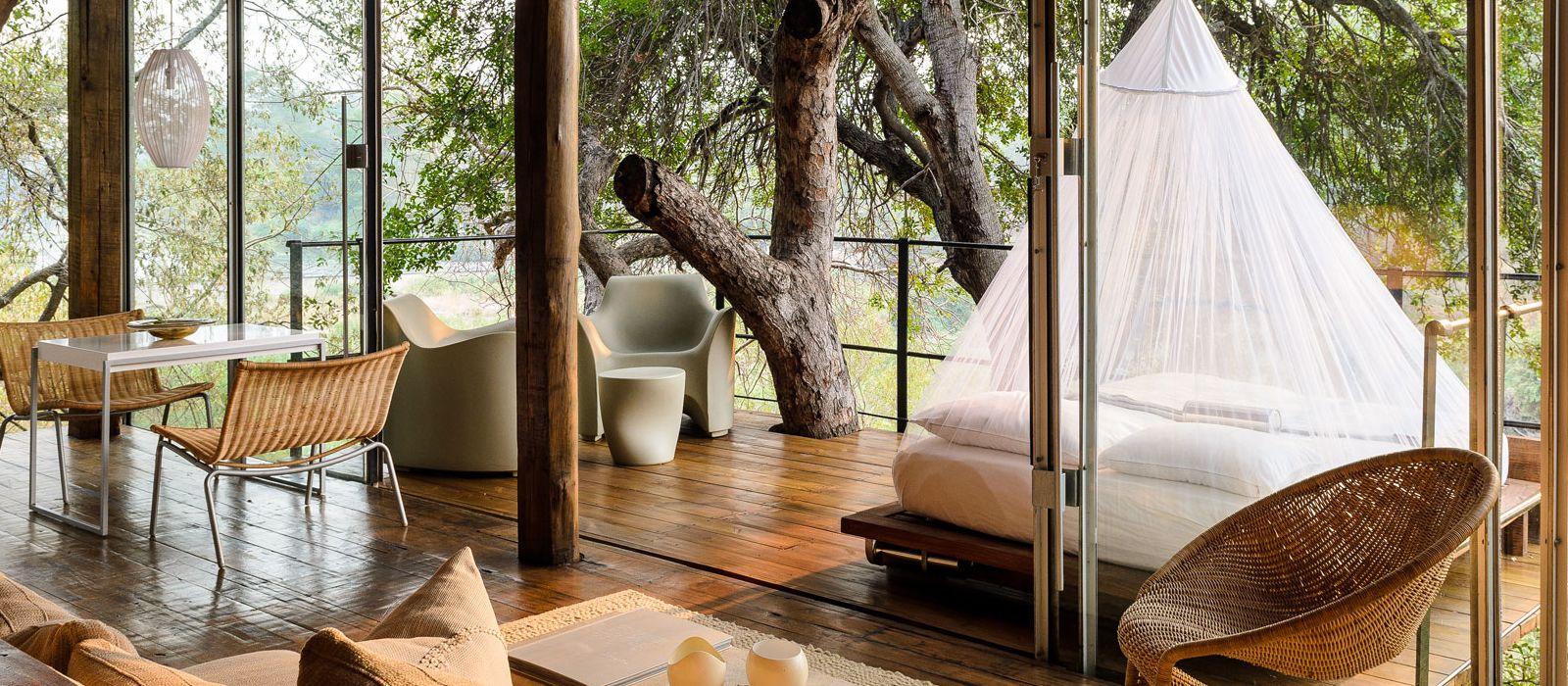 Hotel Singita Lebombo Lodge South Africa