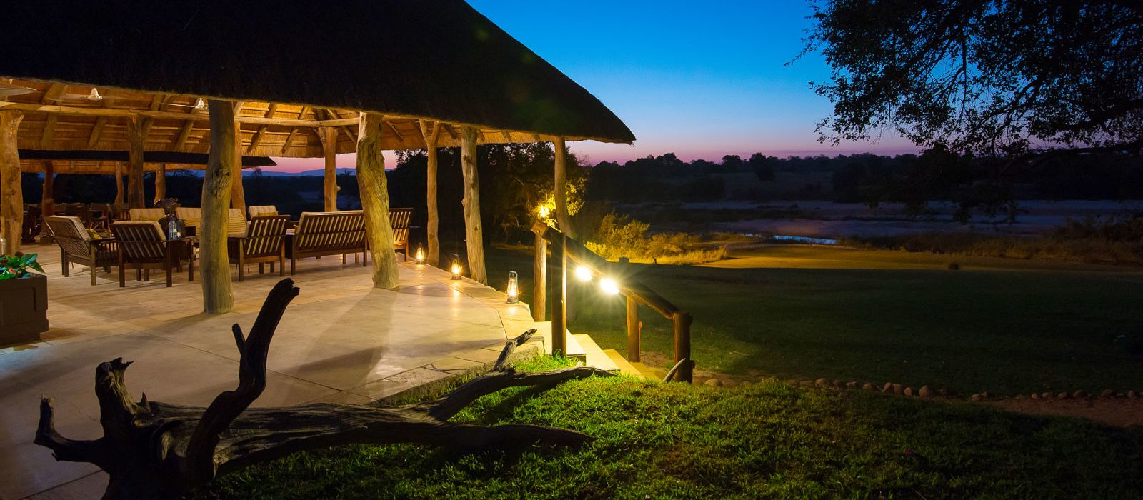 Hotel Inyati Game Lodge Südafrika