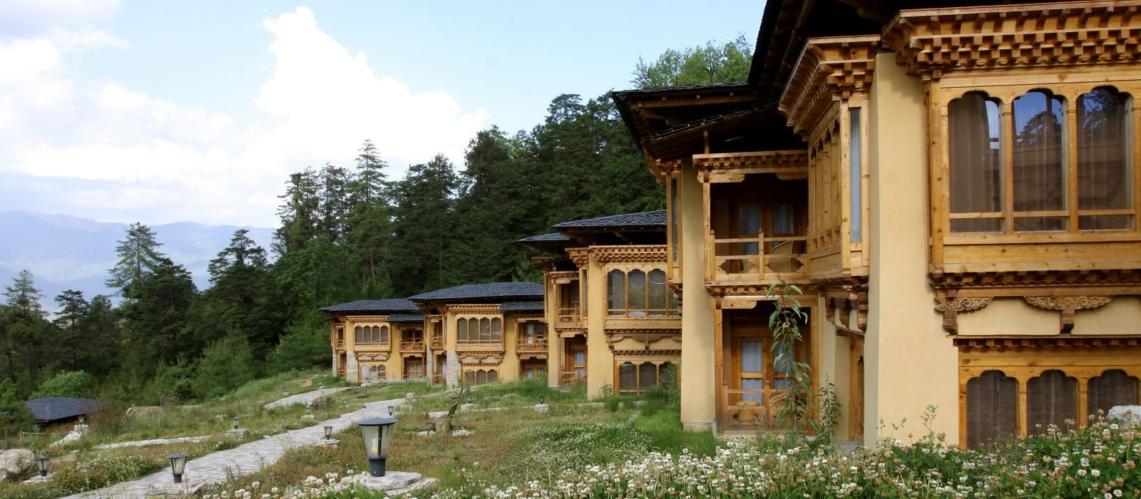 Hotel Nak-sel Boutique  and Spa Bhutan