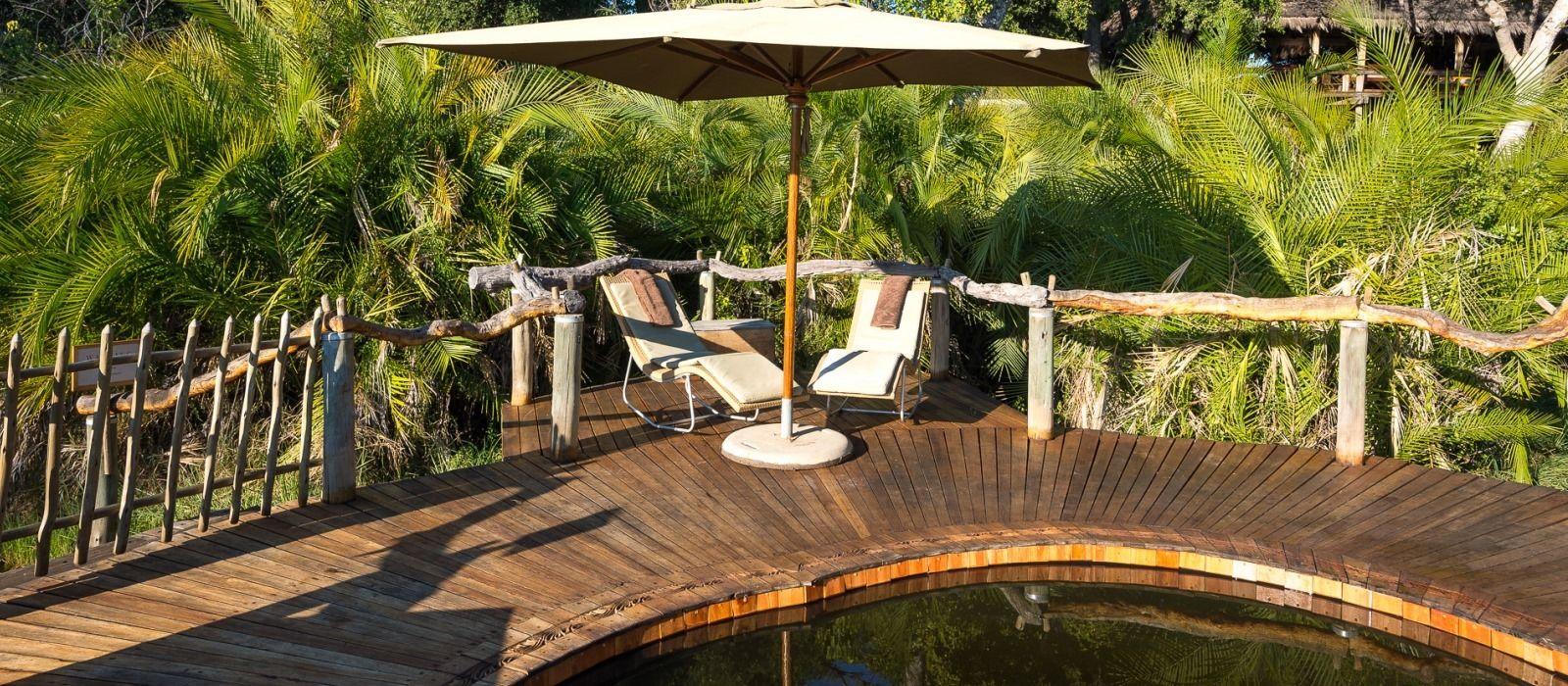 Hotel Jao Camp Botswana