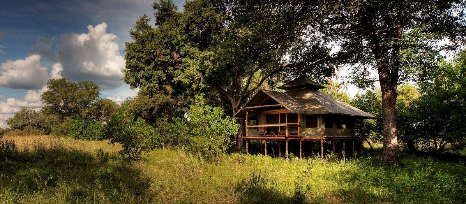 Hotel Little Kwara Botswana