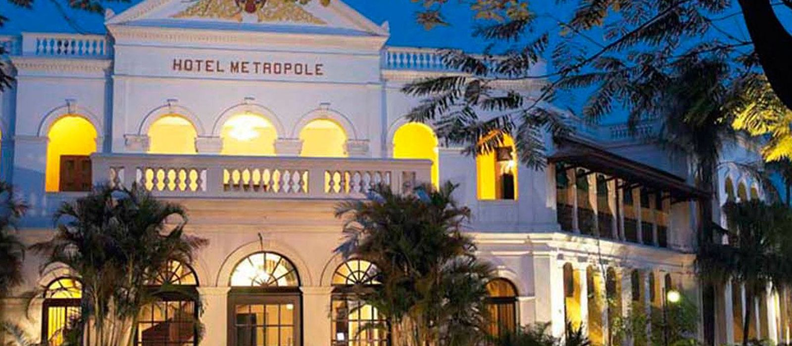 Hotel Royal Orchid Metropole South India