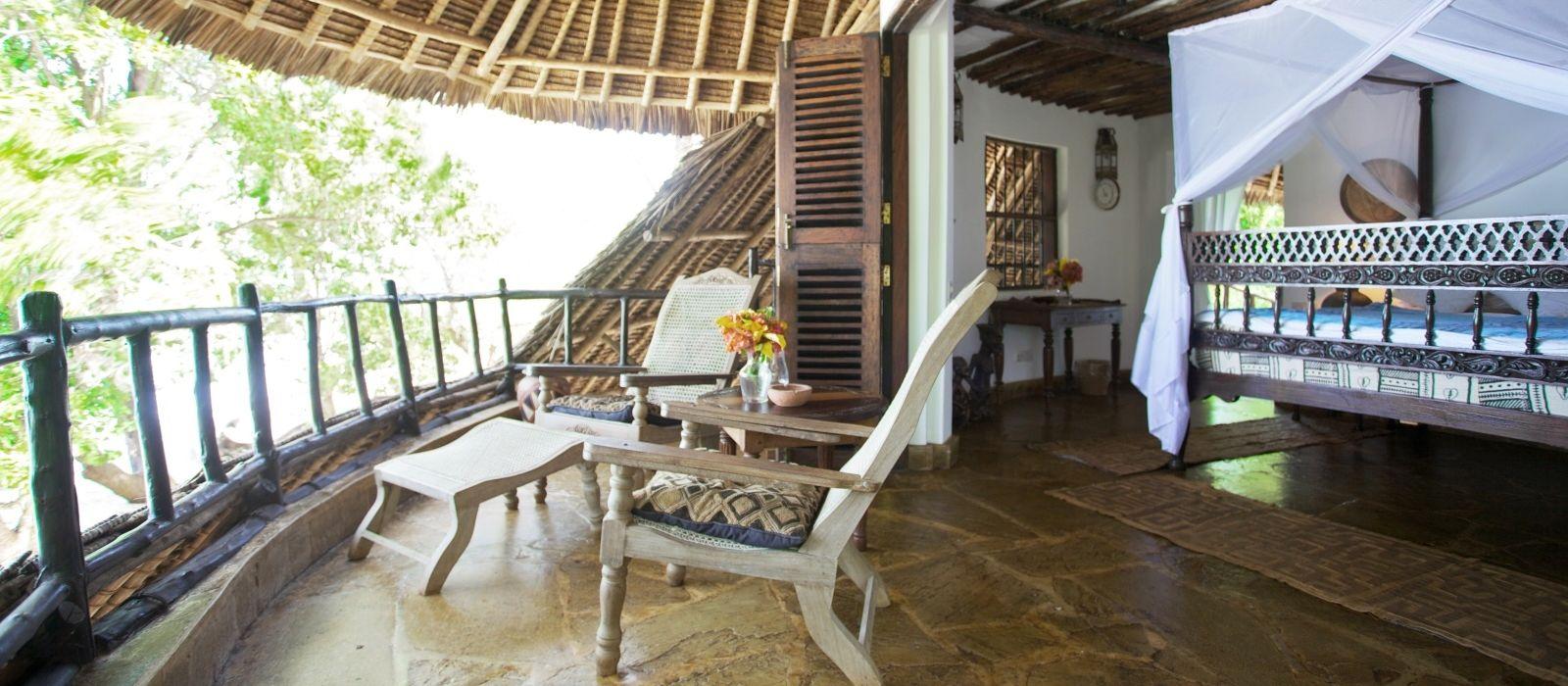 Hotel Kinondo Kwetu Kenya