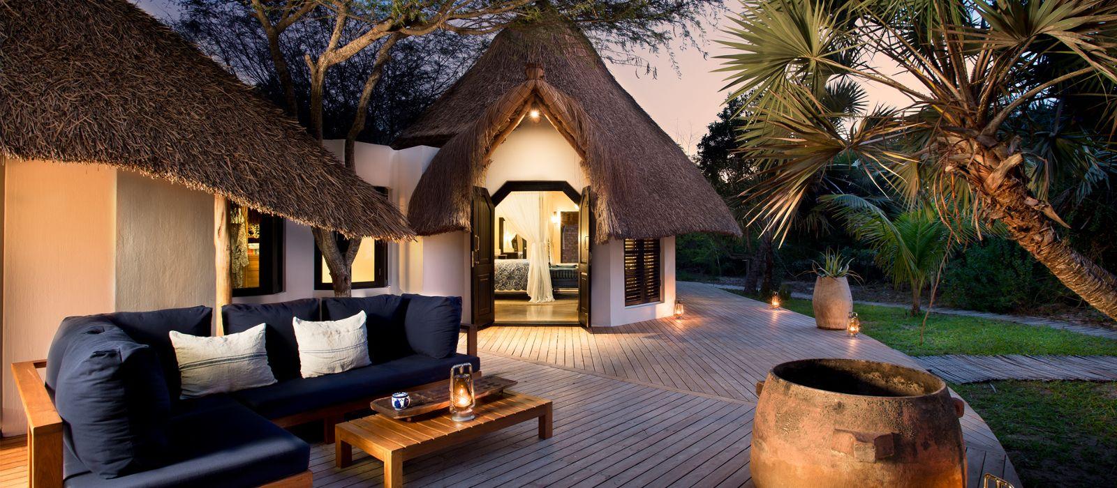 Hotel & Beyond Benguerra Island Lodge Mosambik