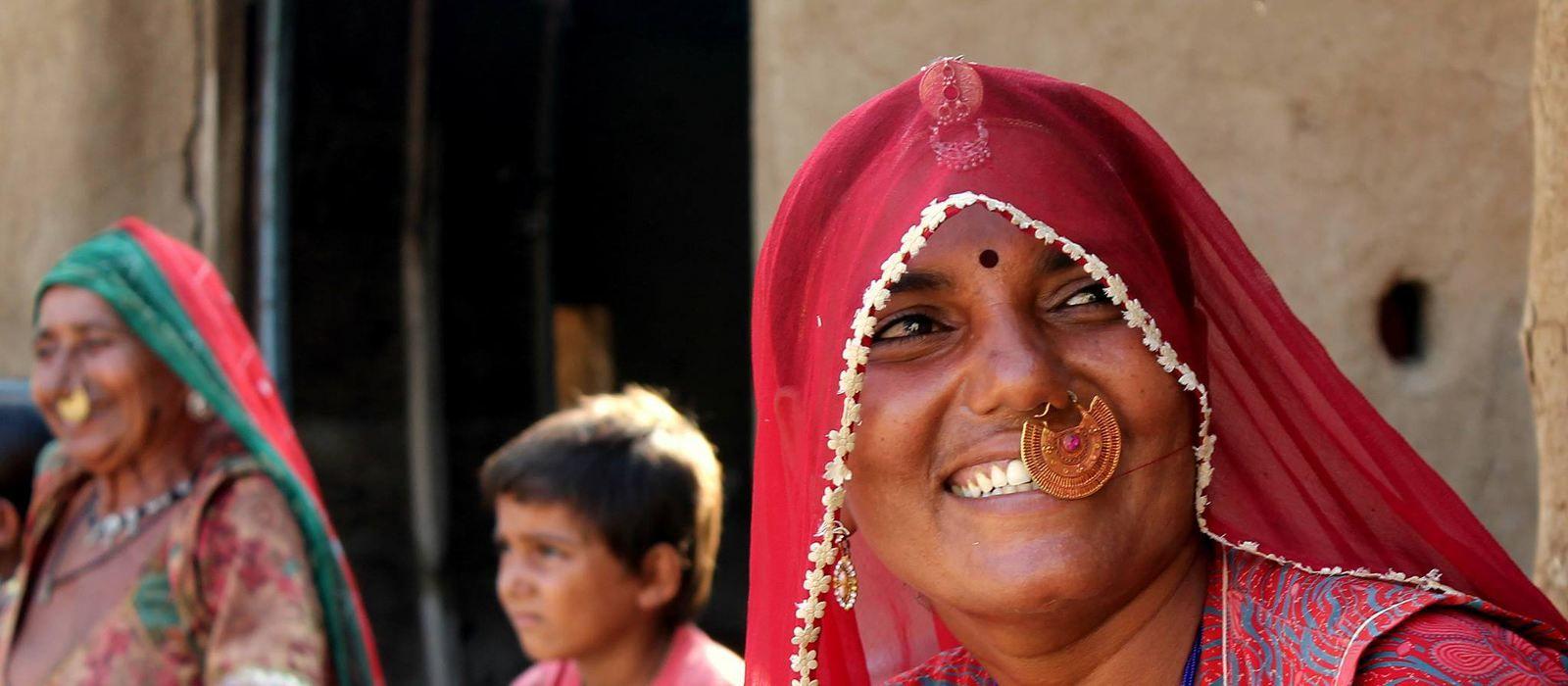 Reiseziel Rohet Nordindien