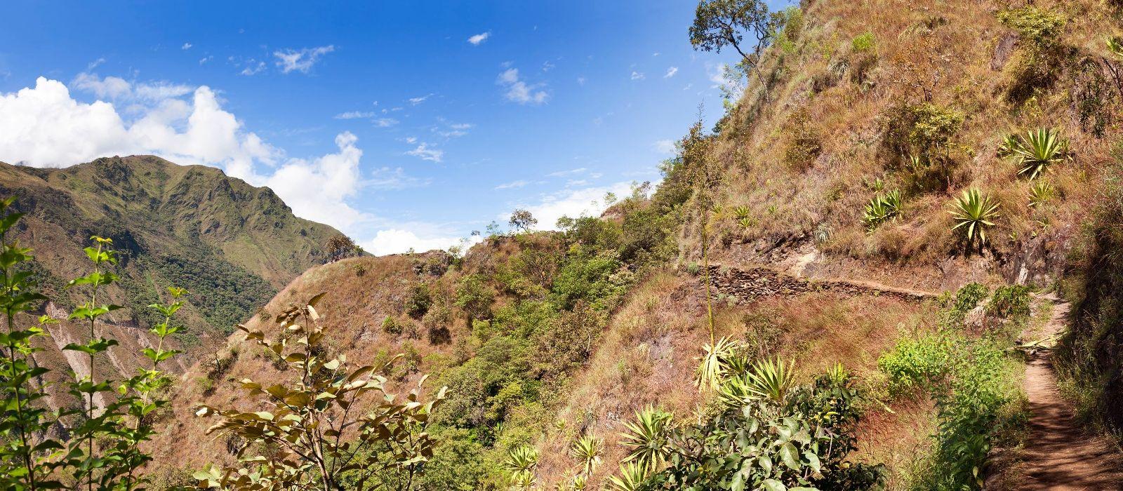 Destination Inca Trail Peru