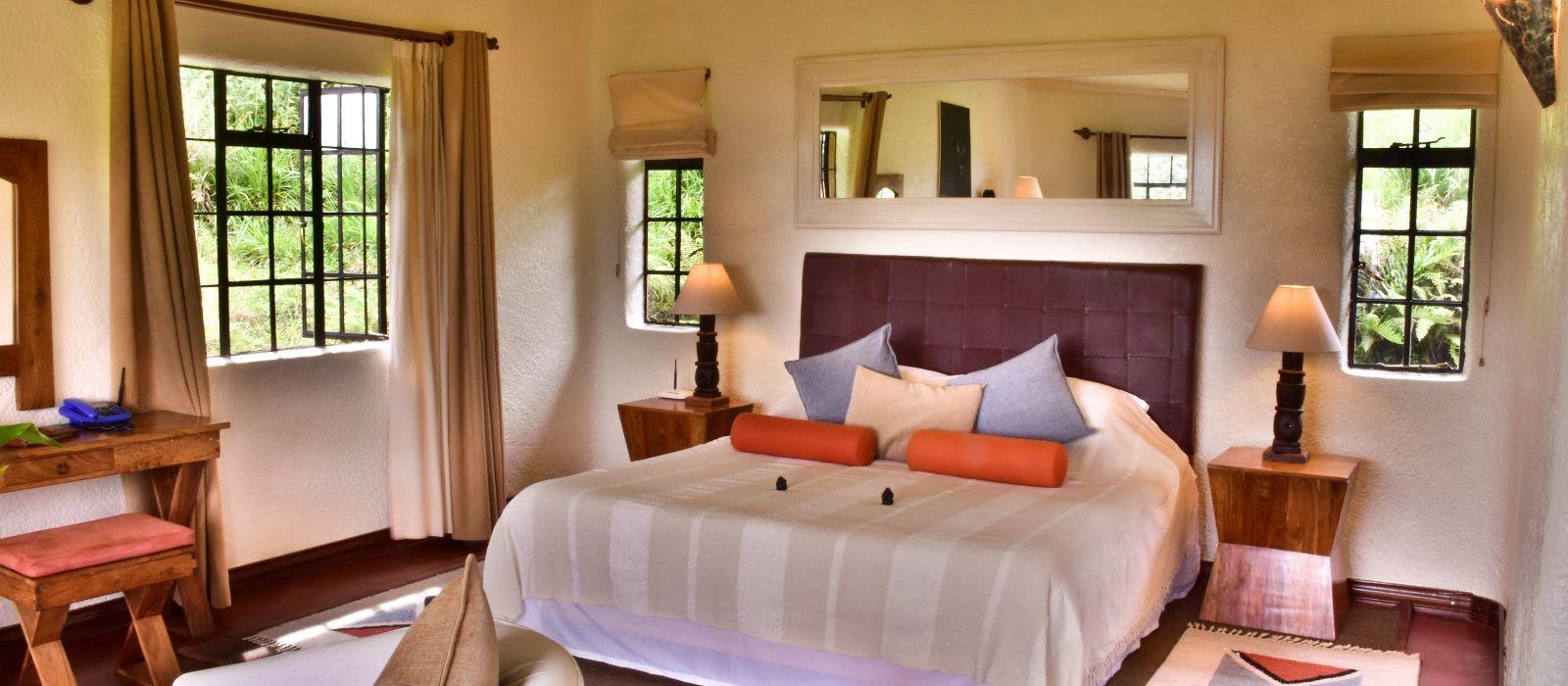 Hotel Sabyinyo Silverback Lodge Rwanda
