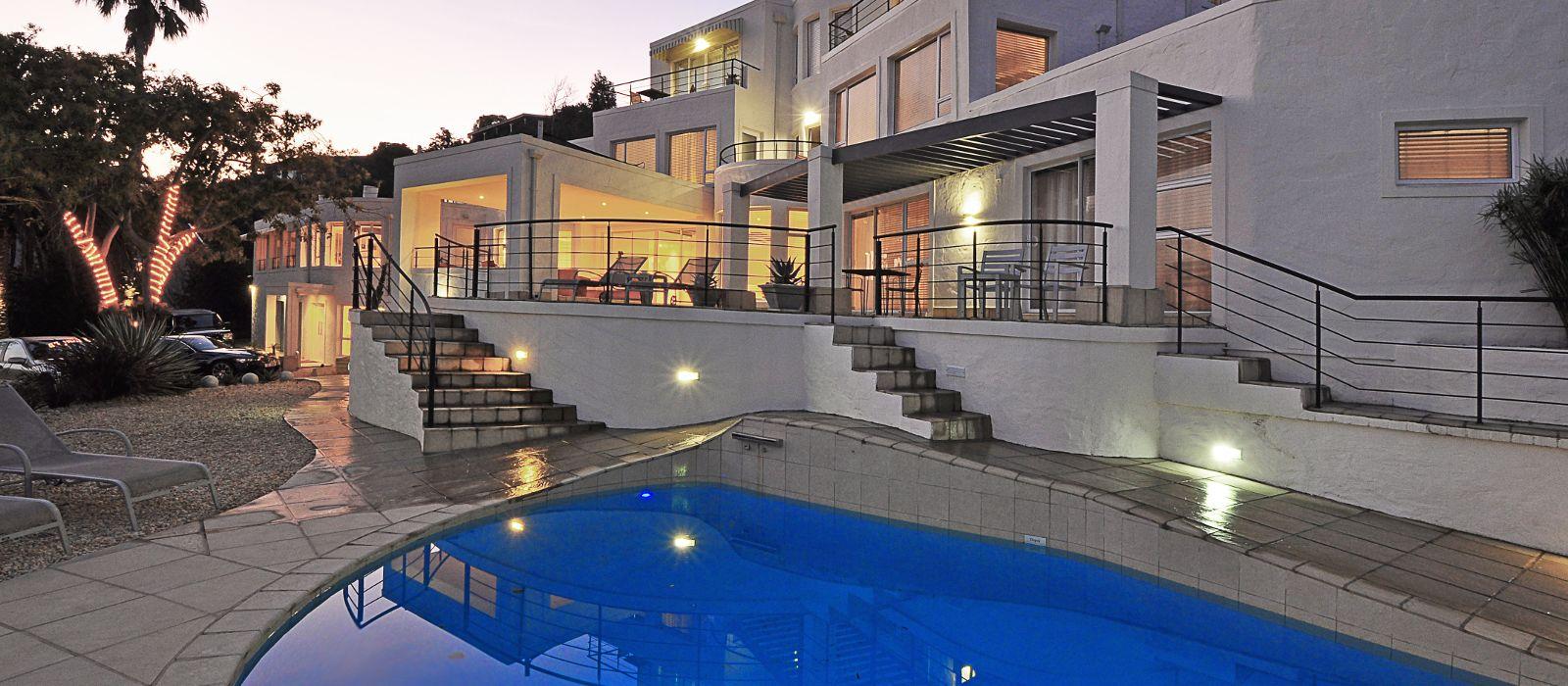 Hotel Villa Afrikana Südafrika