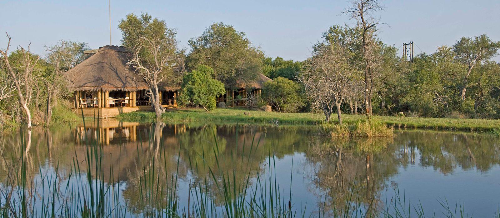 Hotel Camp Jabulani Südafrika