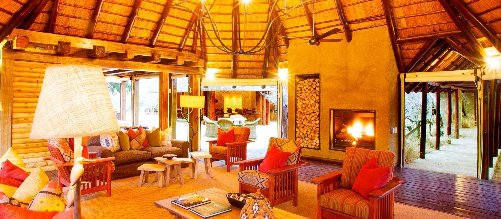 Hotel Kapama Buffalo Camp South Africa