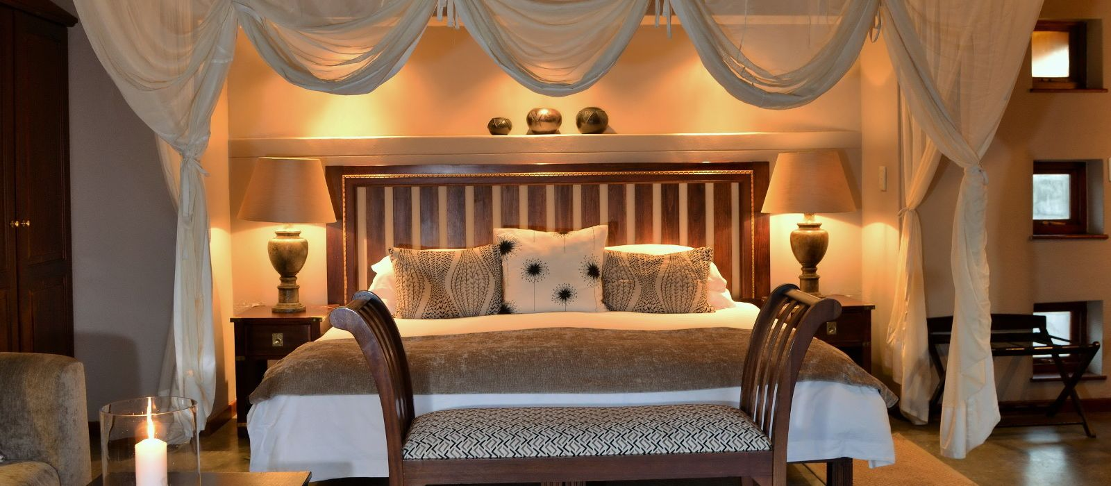 Hotel Imbali Safari Lodge Südafrika