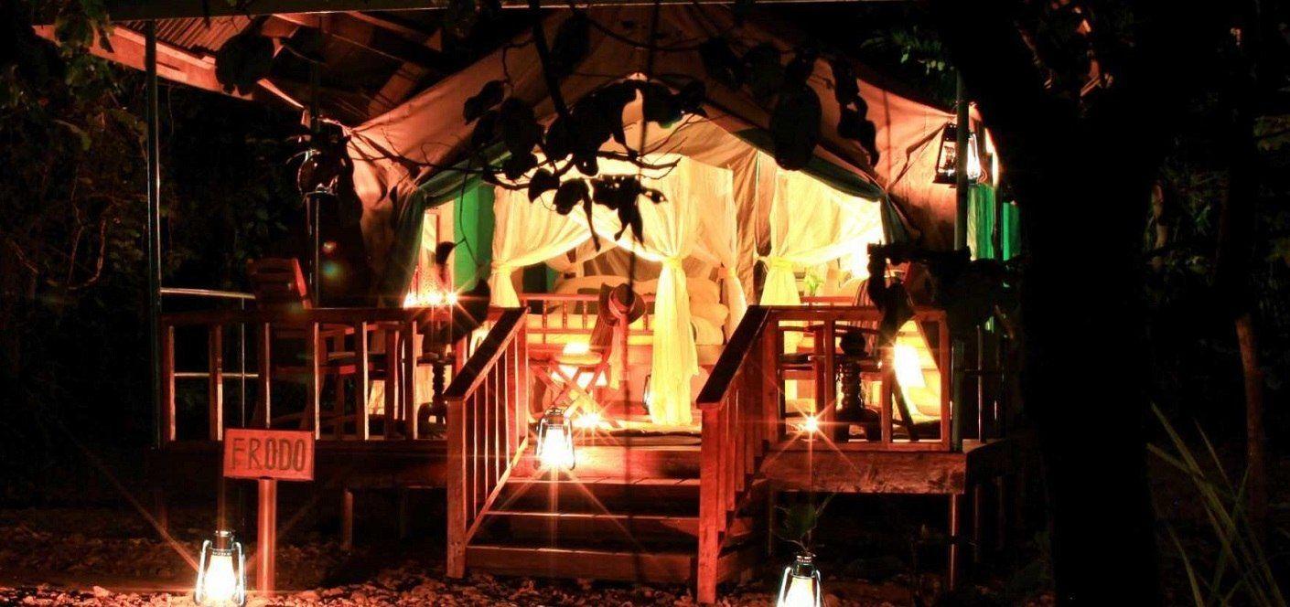 Hotel Gombe Forest Lodge Tanzania