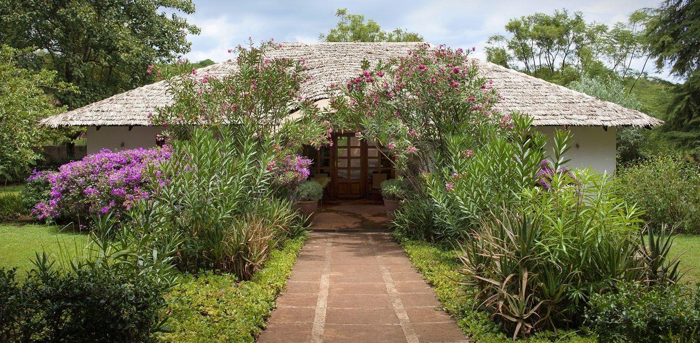Hotel Plantation Lodge Tansania
