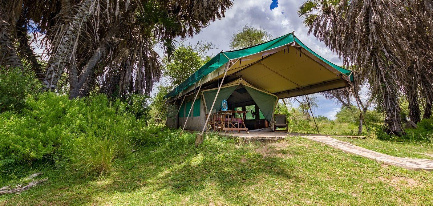 Hotel Lake Manze Camp Tanzania