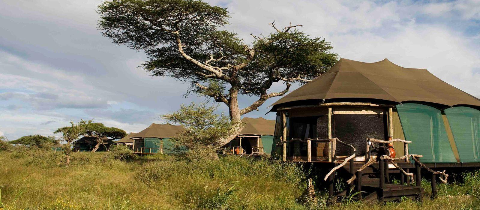 Hotel Lake Masek Tented Camp Tansania