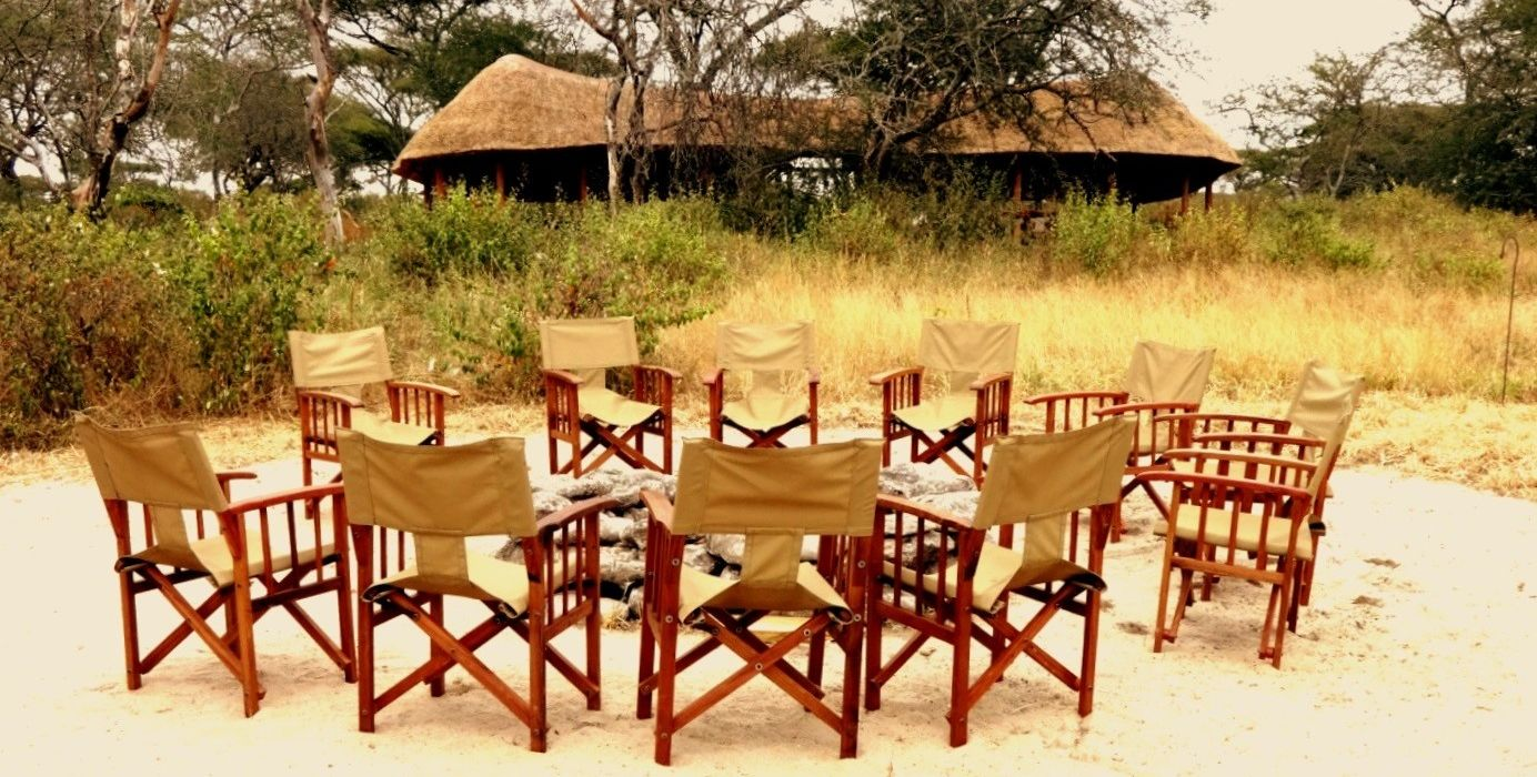 Hotel Little Oliver's Camp Tansania