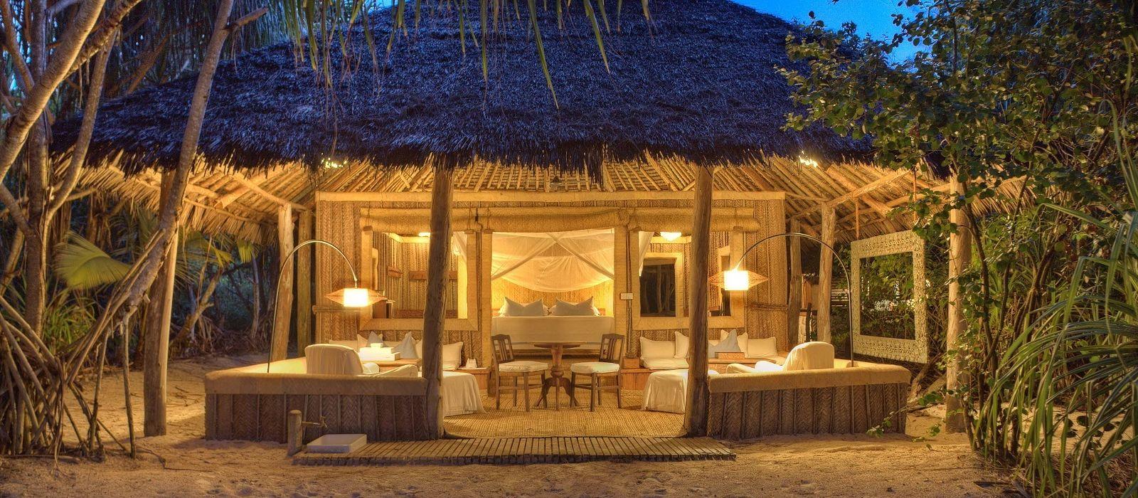 Hotel Mnemba Island Lodge Tanzania