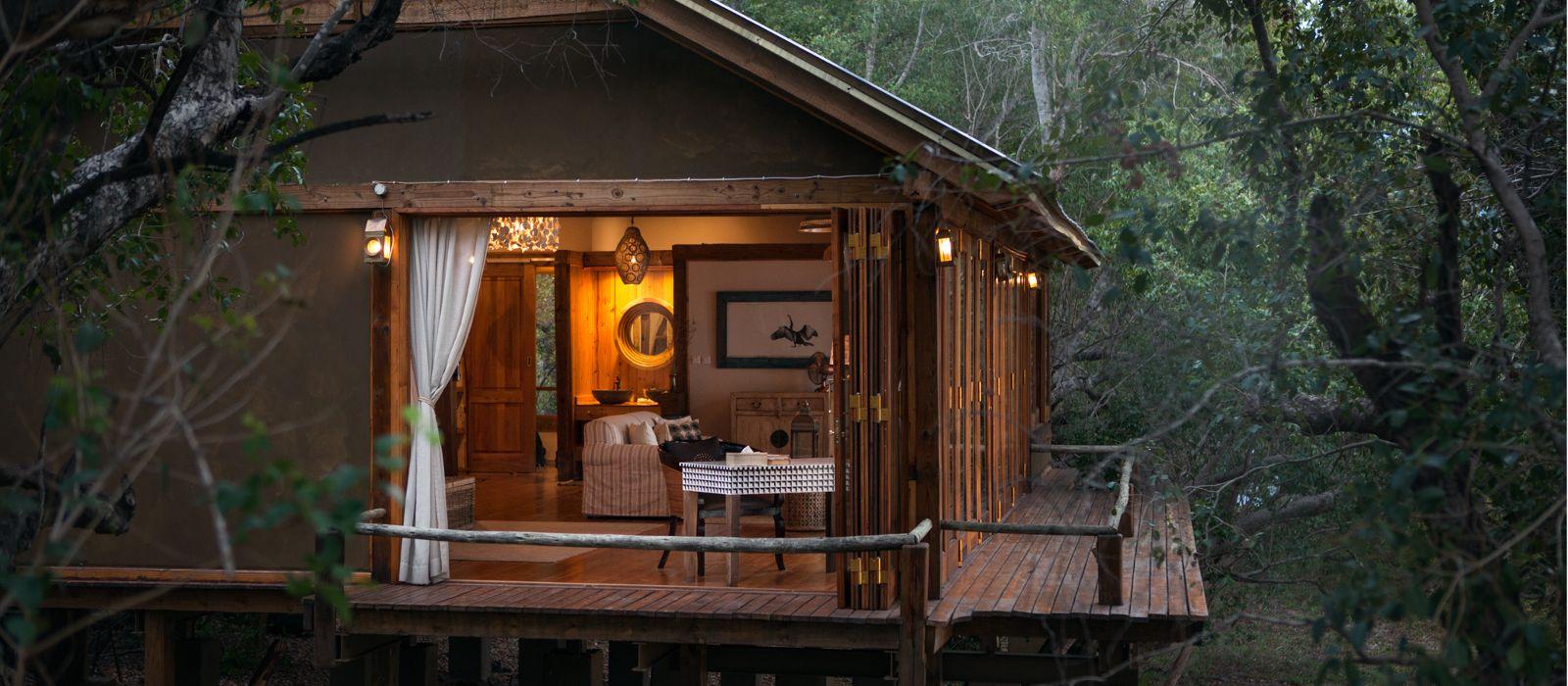 Hotel Tongabezi Lodge Sambia