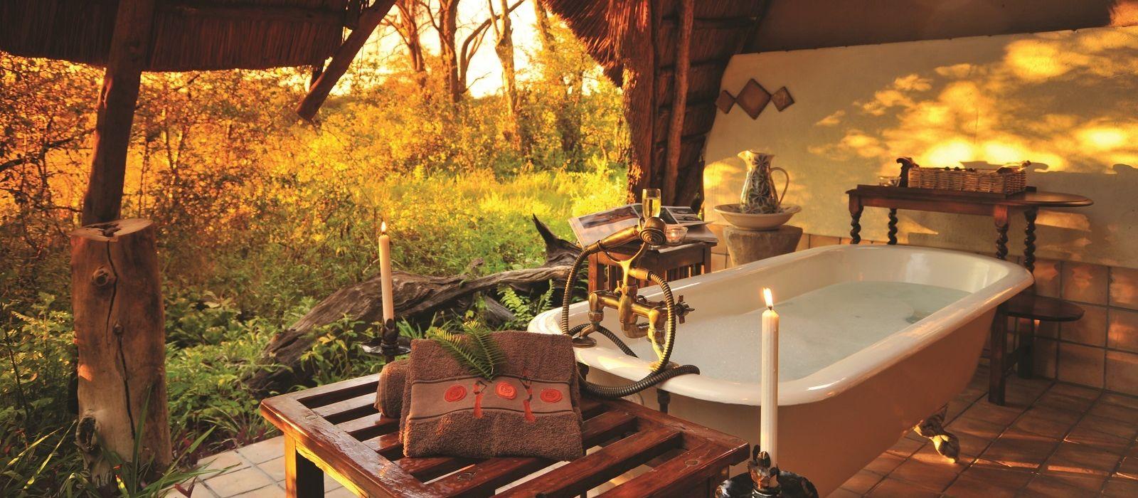 Hotel The Hide Zimbabwe