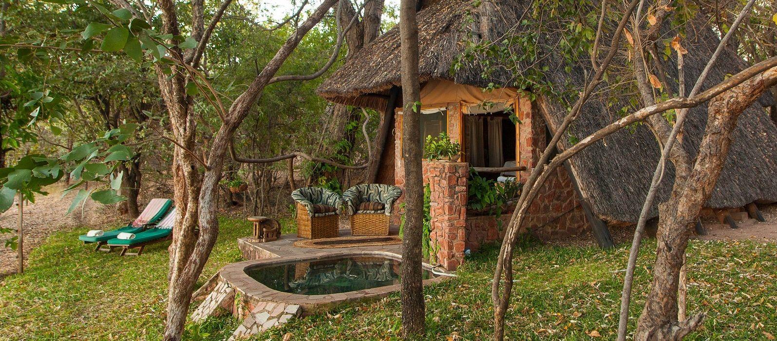 Hotel Musango Safari Camp Zimbabwe