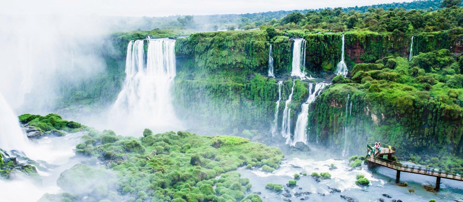 Brasilien: Amazonas, endlose Strände und tosende Wasserfälle Urlaub 3