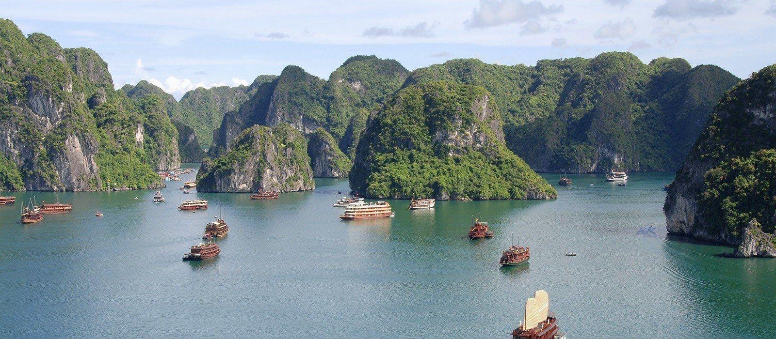 Vietnams große und kleine Schönheiten Urlaub 4