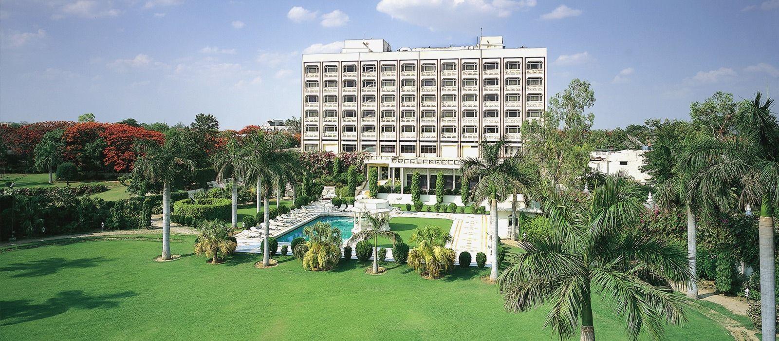 Hotel The Gateway  Fatehabad Road Agra Nordindien